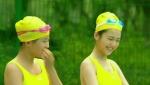 《在世界中心呼唤爱》推广曲MV 张慧雯泳装亮相