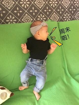"""""""世界小姐""""张梓琳晒萌娃 被误认男孩心生委屈"""