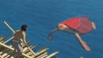 《红海龟》美国版预告 吉卜力风格魔幻版荒岛余生