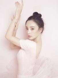 李小璐生日曝光超赞芭蕾写真 文艺优雅妙态绝伦