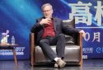 在40多年的导演生涯中,史蒂文·斯皮尔伯格创作过许多脍炙人口的电影佳作。在最新一部作品《圆梦巨人》中,他又将一段充满童心与想象力的冒险故事搬上了大银幕。近期,该片将在内地上映,10月10日斯皮尔伯格也借此机会造访北京清华大学,将自己对电影的理解及创作中的感受与在场观众们进行了分享。
