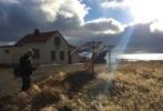 在《正义联盟》剧组从伦敦转战冰岛后,影片的拍摄进度也一直是粉丝最为关注的,近日影片在冰岛部分的场景也宣告杀青,整体而言全片主体部分的拍摄基本已经完成。