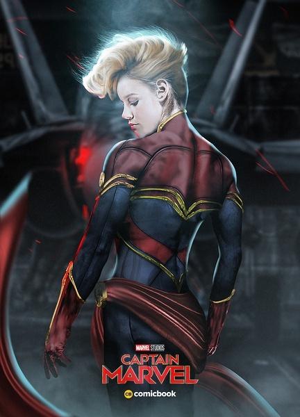 漫威总裁谈《惊奇队长》:她可匹敌雷神跟绿巨人