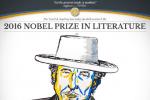 2016诺贝尔文学奖揭晓 美国歌手鲍勃·迪伦获奖