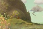 """3D动画《魔发精灵》近日曝光了一支爆笑的""""浮云片段"""",讲述了""""精灵营救小分队""""波比公主(安娜·肯德里克 配音)和布兰(贾斯汀·汀布莱克 配音)在冒险旅途中遇到的一朵自恋的中二""""浮云""""云哥,从而发生的一系列尴尬又搞笑的无厘头事件。"""