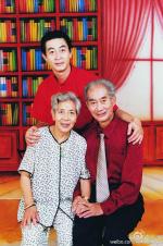 六小龄童母亲严茶姑在老家绍兴去世 享年94岁