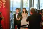 """备受瞩目的第三届中澳国际电影节于澳大利亚时间10月30日晚间,在悉尼市演奏厅正式拉开帷幕。本次电影节不仅是中澳间重要的文化交流项目,也是中澳两国电影竞技的舞台,本次电影节共有《美人鱼》、《老炮儿》、《大圣归来》等在内的10部中方影片和2部澳方影片参评,其中,中国95后电影新秀林允,凭借在《美人鱼》中的精彩表现,斩获最佳新人奖。在上台领奖时,林允表示:""""虽然这已经是我的第三个新人奖了,但是我现在依旧非常紧张。感谢周星驰导演,一点点地教我演戏,我才能走到今天。"""""""