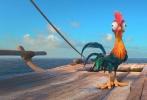 由中影/华夏发行、迪士尼动画工作室制作、迪士尼影业出品,《疯狂动物城》、《超能陆战队》原班人马打造的动画冒险喜剧《海洋奇缘》(Moana)将于11月25日中美同步公映。