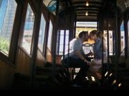 艾玛·斯通《爱乐之城》新剧照 几何构图美到窒息