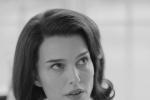《第一夫人》新黑白剧照 娜塔莉·波特曼知性优雅