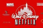 """迪士尼有意收购Netflix 内容""""王国""""正在崛起"""