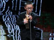 10岁童星孔维一凭借《八月》获得金马奖最佳新人