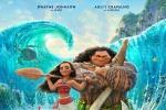 北美票房:《海洋奇缘》登顶《神奇动物》居亚