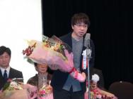 山路文子电影节颁奖仪式 松冈茉优宫崎葵首相遇