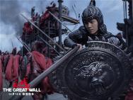 鹿晗首次解读《长城》角色:我是一位逆袭英雄