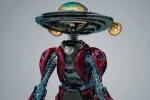 《超凡战队》Alpha 5概念图 科幻感极强显高大上