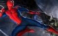 《蜘蛛侠:返校季》前瞻预告 全新飞行战服首亮相