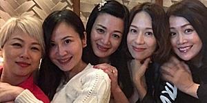 陈小春版韦小宝5妻20年后同框