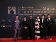 陆川现身澳门国际影展 三池崇史携新作世界首映