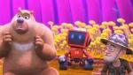 《熊出没之奇幻空间》奇遇版预告 视效瑰丽震撼