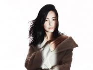 张雨绮最新杂志开年写真 美好耀眼又肆意洒脱