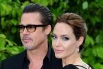 朱莉与皮特首度发联合声明 两人决定低调离婚