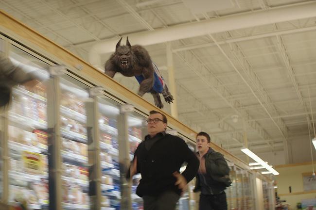 《鸡皮疙瘩2》定档明年1月26日 杰克·布莱克