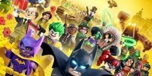 北美票房:《乐高蝙蝠侠》连冠《长城》进入前三