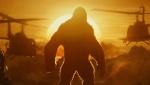 《金刚:骷髅岛》片段 初见金刚