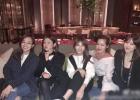 杨丞琳和美貌闺蜜们聚会 陈妍希产后元气似少女
