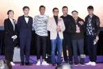 银都公布2017片单 古天乐刘青云长发造型引爆笑
