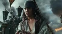 《加勒比海盗5》预告片 喜剧元素浓厚