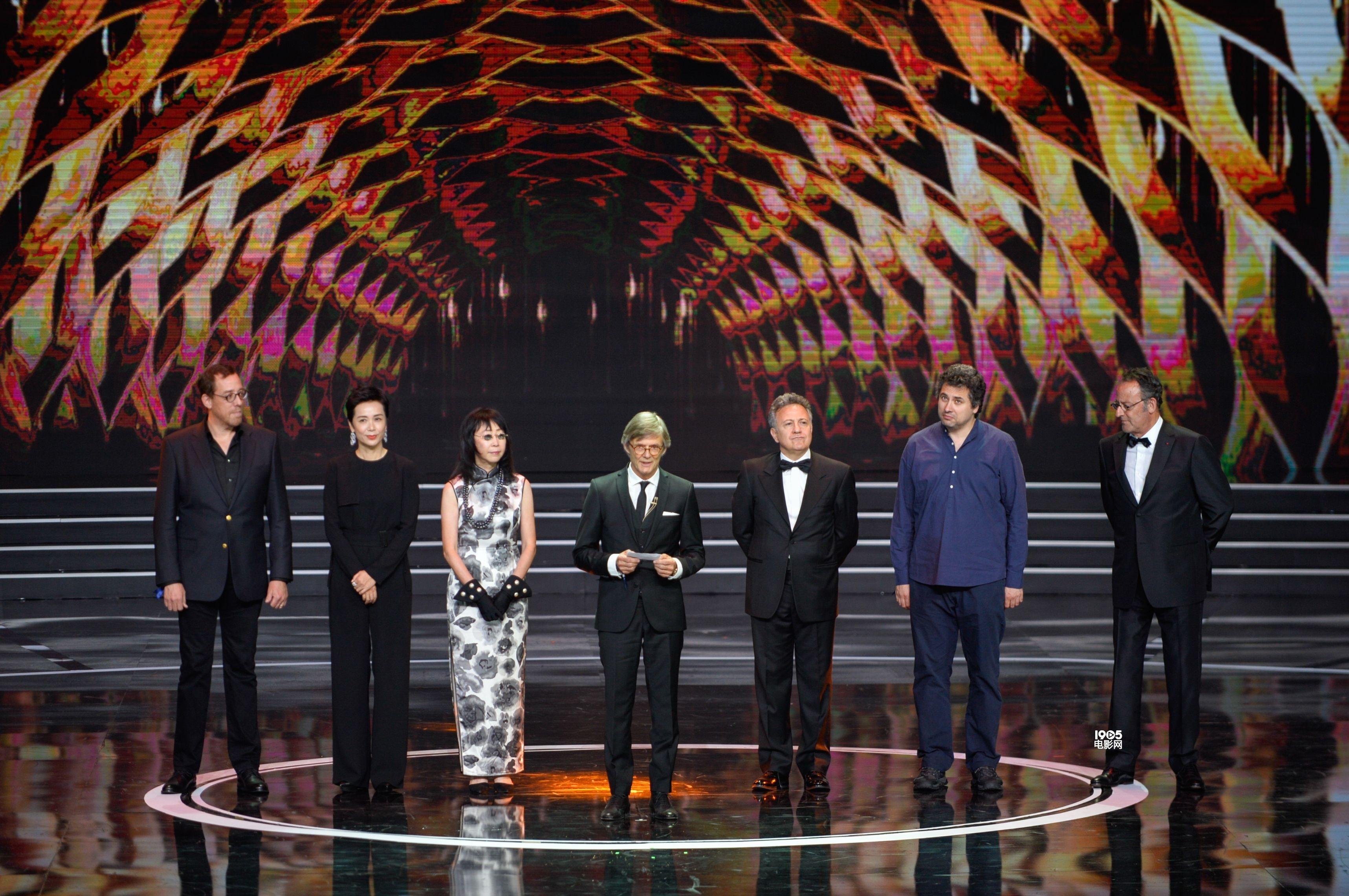 第七届北京国际电影节开幕 中外电影人齐聚助阵