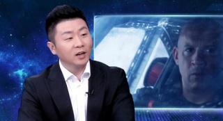 """李晨明做客《今日影评》 挑战""""飙车解说"""""""