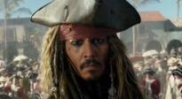 《加勒比海盗5:死无对证》日本预告片