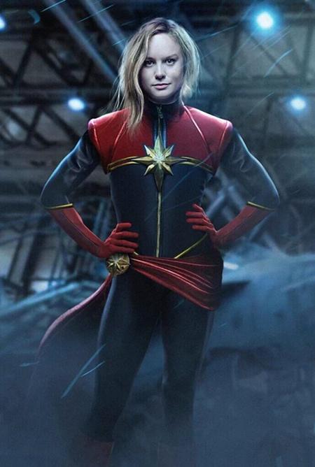 拉尔森《惊奇队长》确定开机时间 明年2月开拍