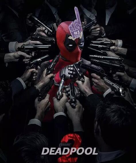 超级英雄《死侍2》终于定档 领跑2018年暑期档