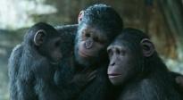 《猩球崛起3:终极之战》终极预告片