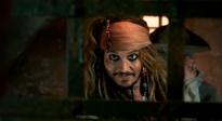 《加勒比海盗5:死无对证》片段 这个海盗
