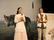 《重返·狼群》首映点映获肯定 观众为真善美点赞
