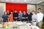 《无双》香港部分杀青 发哥、发嫂设宴慰劳剧组