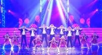 YHboys组合上演青春歌舞曲 活力四射燃动现场