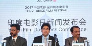 金砖印度电影日开幕 代表团谈《摔爸》成功秘诀