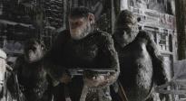 《猩球崛起3:终极之战》曝新预告