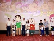 《大耳朵图图》上海办首映礼 即将开启全国点映