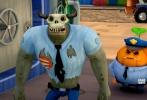 """合家欢冒险喜剧动画《怪物岛》今日曝光一款中文海报,怪物们集体出镜,一胖一瘦的双头锦鲤,拥有脑部分离特技的南瓜与它的骷髅牛搭档,还有画面中央的卢卡斯和猪小妹维罗妮卡,各带萌趣元素,组成一幅丰富多彩的怪物""""联萌""""。电影《怪物岛》由好莱坞团队倾情打造,被称作《怪兽大学》之后最惊奇的动画电影,将在近期与国内观众见面。"""