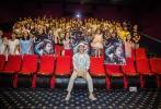 """近日,廖凡现身电影《心理罪》上海、长沙站路演,为8月11日上映的电影宣传造势。在面对媒体及观众互动交流时,廖凡与大家分享了此次拍摄及饰演邰伟背后的故事、感受。更令大家惊喜的是,在外人看来""""背负8条人命""""的严肃廖影帝其实很""""逗趣"""",在长沙与观众共述家乡话,幽默回应观众提问,每一场互动观众亦热情爆满,直呼廖老师戏里戏外都太帅了。"""