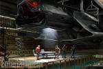 优乐国际《正义联盟》曝概念图 蝙蝠侠造巨型飞行器