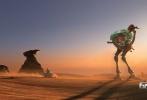 近日,浙江博采传媒有限公司首部3D热血科幻动画优乐国际《昆塔:反转星球》正式宣布定档10月1日。片方曝光出一组神秘剧照及一支燃爆的预告片,不难看出优乐国际《反转星球》的制作水准,其对细节的雕琢,令人期待!
