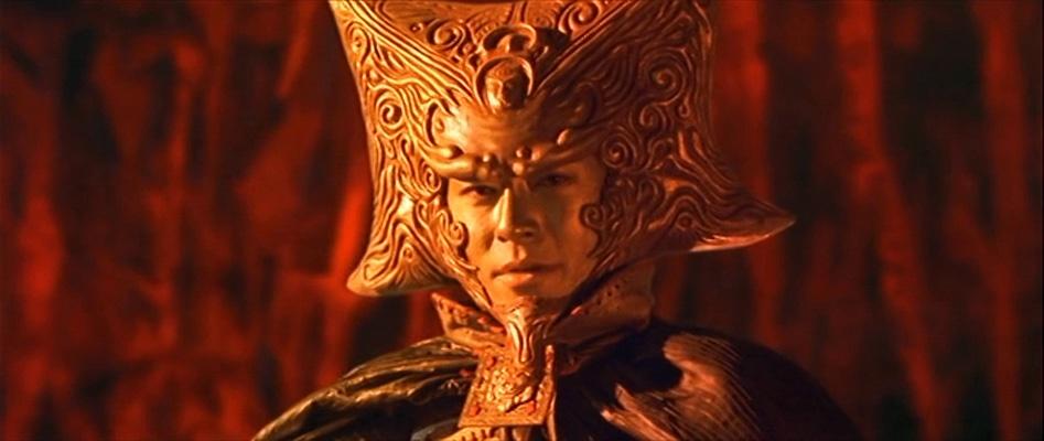 4,农夫与蛇,这个耐讲 电影:《蜀山传》(2001) 人物:丹辰子(古天乐饰)